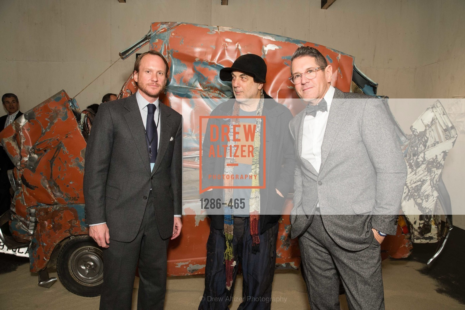 Roth Martin, Ron Arad, Steven Volpe, FOG Design + Art Preview Gala, US. US, January 16th, 2014,Drew Altizer, Drew Altizer Photography, full-service agency, private events, San Francisco photographer, photographer california