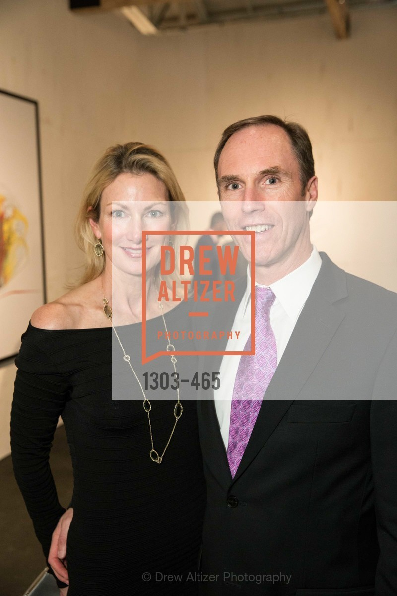 Shirley Parks, David Parks, FOG Design + Art Preview Gala, US. US, January 16th, 2014