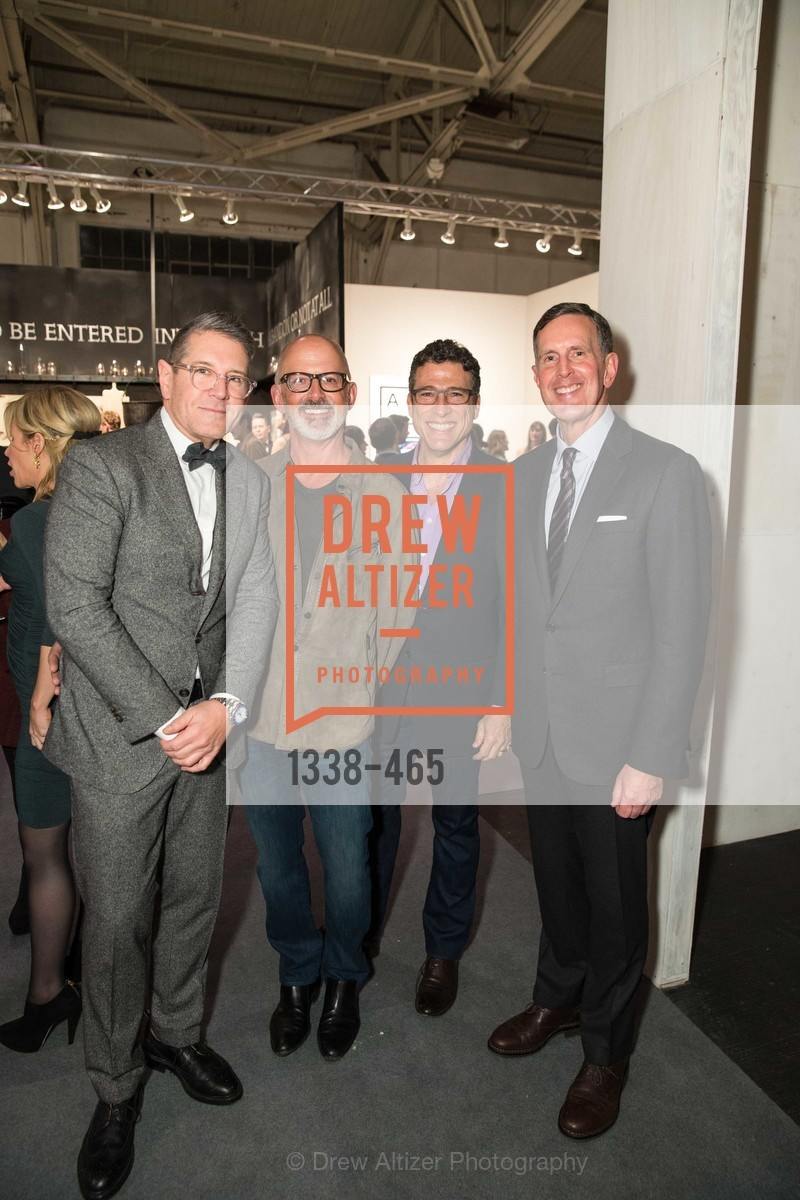 Steven Volpe, Andrew Fisher, Jeffry Weisman, Ken Moore, FOG Design + Art Preview Gala, US. US, January 16th, 2014,Drew Altizer, Drew Altizer Photography, full-service agency, private events, San Francisco photographer, photographer california