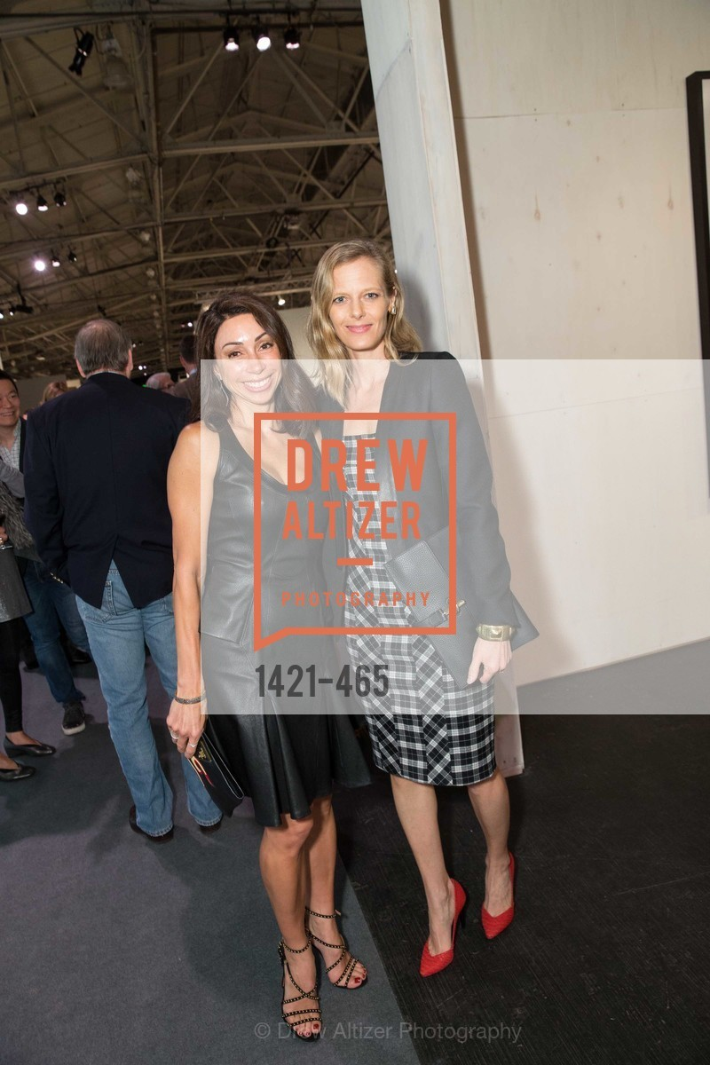 Gina Peterson, Katie Traina, FOG Design + Art Preview Gala, US. US, January 16th, 2014
