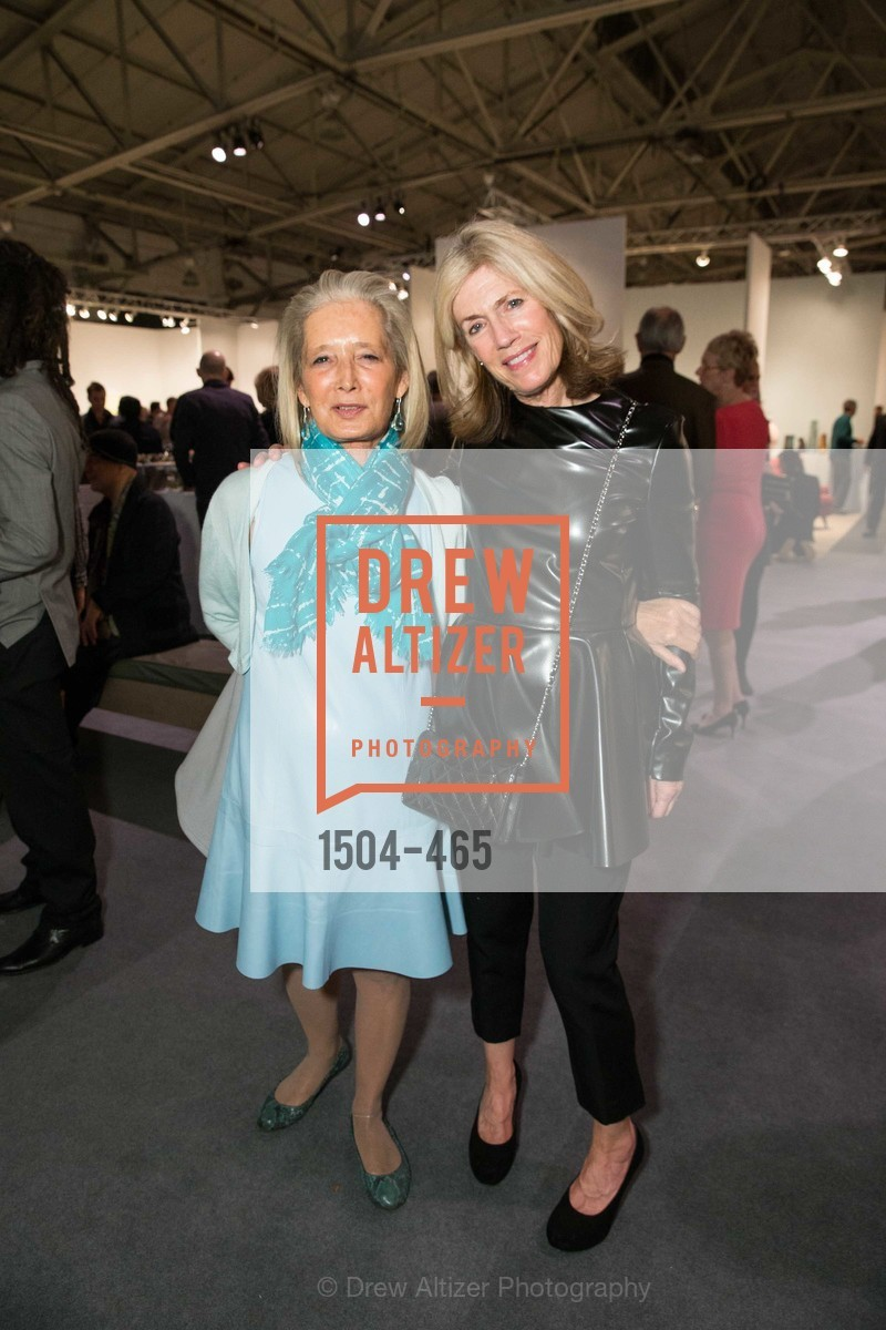Mimi Haas, Cathy Topham, FOG Design + Art Preview Gala, US. US, January 16th, 2014,Drew Altizer, Drew Altizer Photography, full-service agency, private events, San Francisco photographer, photographer california