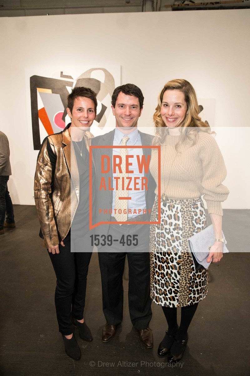 Jessica Silverman, Jamie Ford, Lauren Ford, FOG Design + Art Preview Gala, US. US, January 16th, 2014