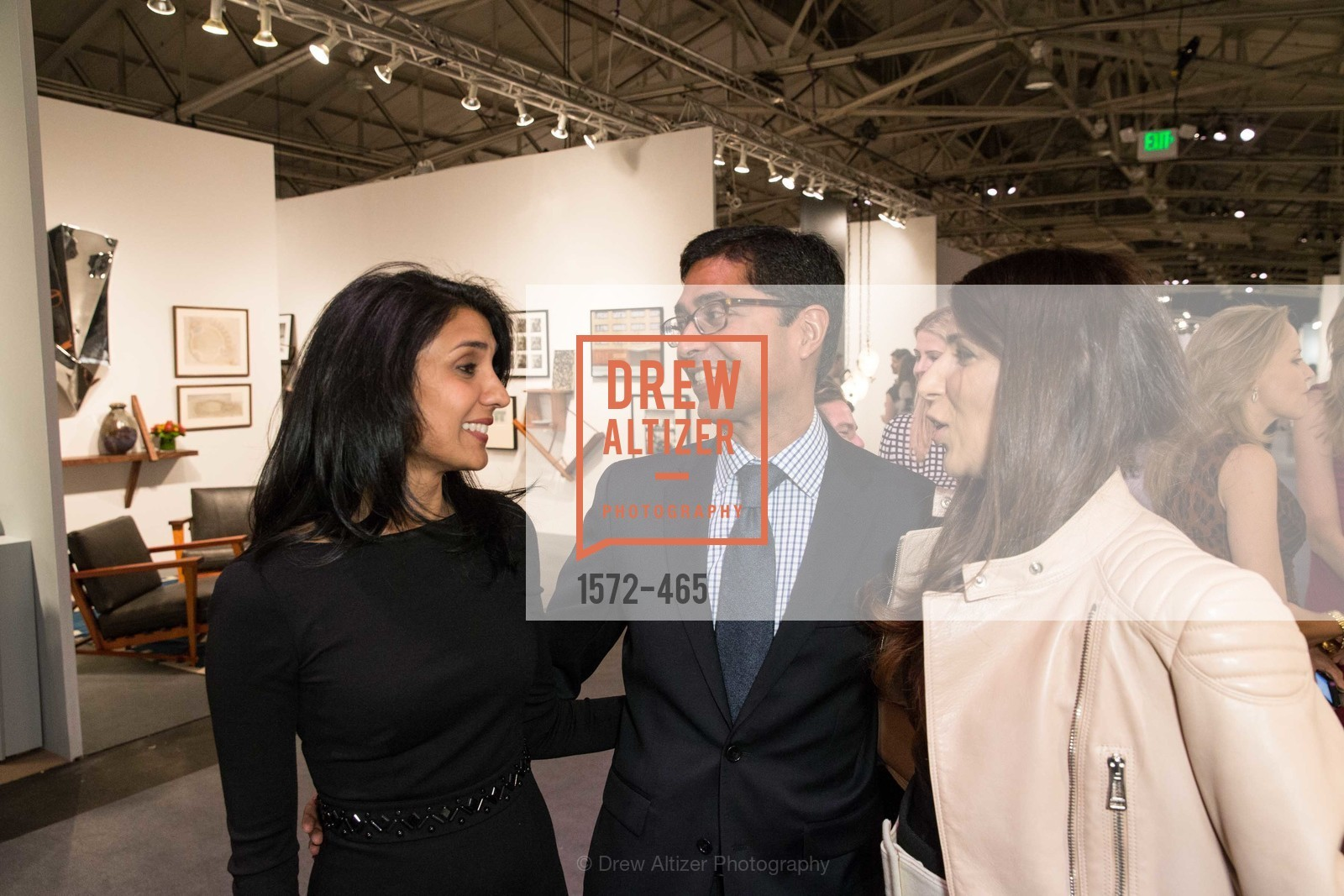 Alka Agrawal, Ravin Agrawal, Sobia Shaikh, FOG Design + Art Preview Gala, US. US, January 16th, 2014,Drew Altizer, Drew Altizer Photography, full-service agency, private events, San Francisco photographer, photographer california