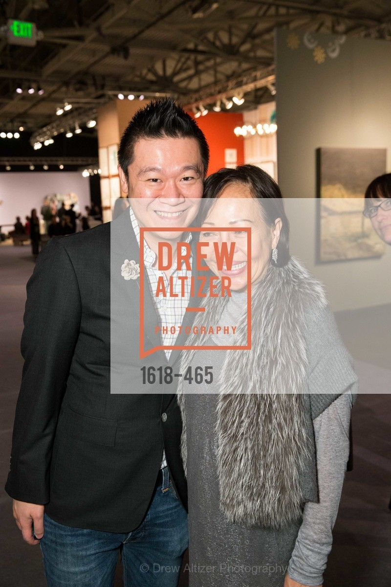 Kevin Hsu, Joan Vinson, FOG Design + Art Preview Gala, US. US, January 16th, 2014,Drew Altizer, Drew Altizer Photography, full-service agency, private events, San Francisco photographer, photographer california