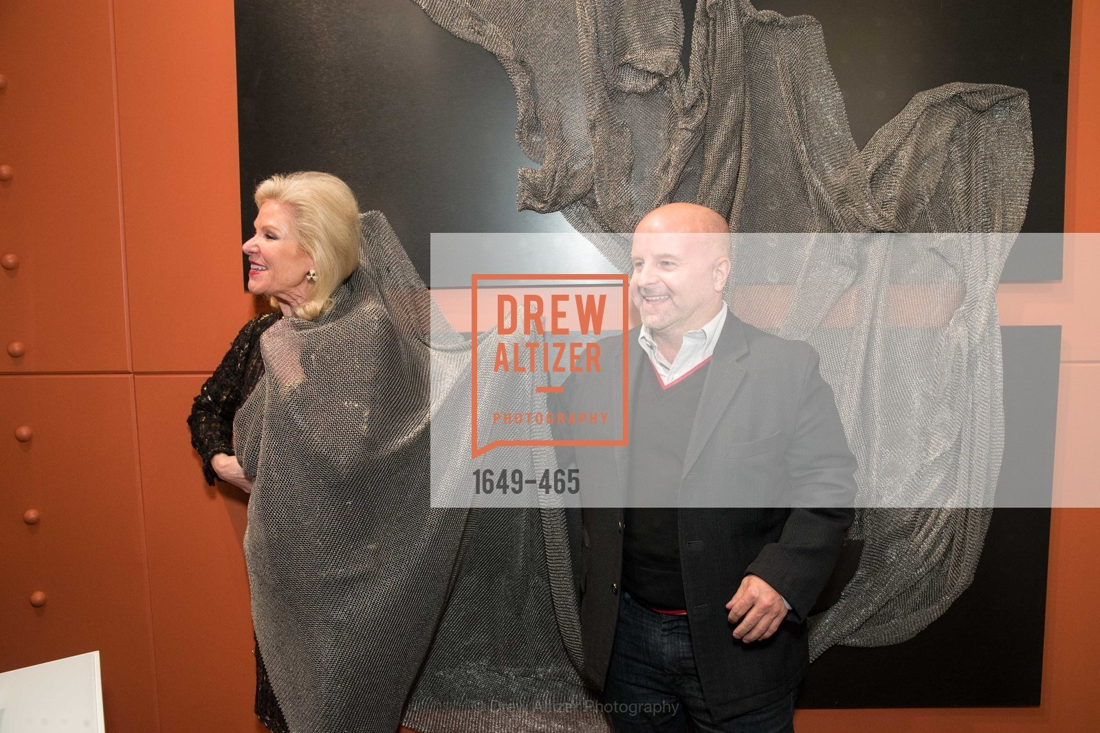 Dede Wilsey, Davis Nash, FOG Design + Art Preview Gala, US. US, January 16th, 2014,Drew Altizer, Drew Altizer Photography, full-service agency, private events, San Francisco photographer, photographer california