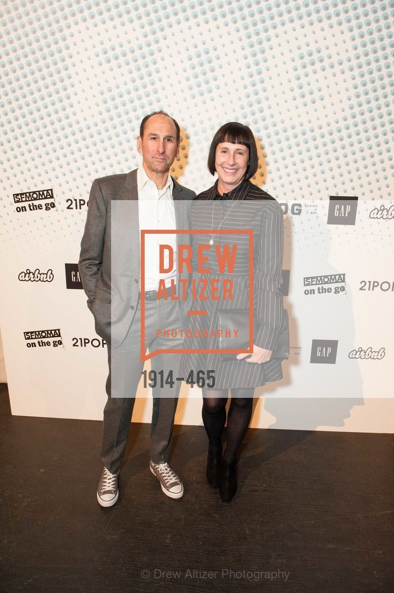 Rich Silverstein, Carla Emil, FOG Design + Art Preview Gala, US. US, January 16th, 2014,Drew Altizer, Drew Altizer Photography, full-service agency, private events, San Francisco photographer, photographer california
