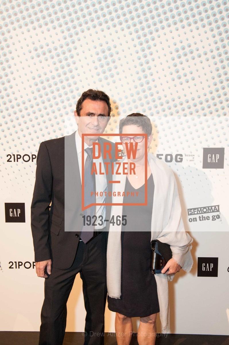 Neal Benezra, Maria Makela, FOG Design + Art Preview Gala, US. US, January 16th, 2014