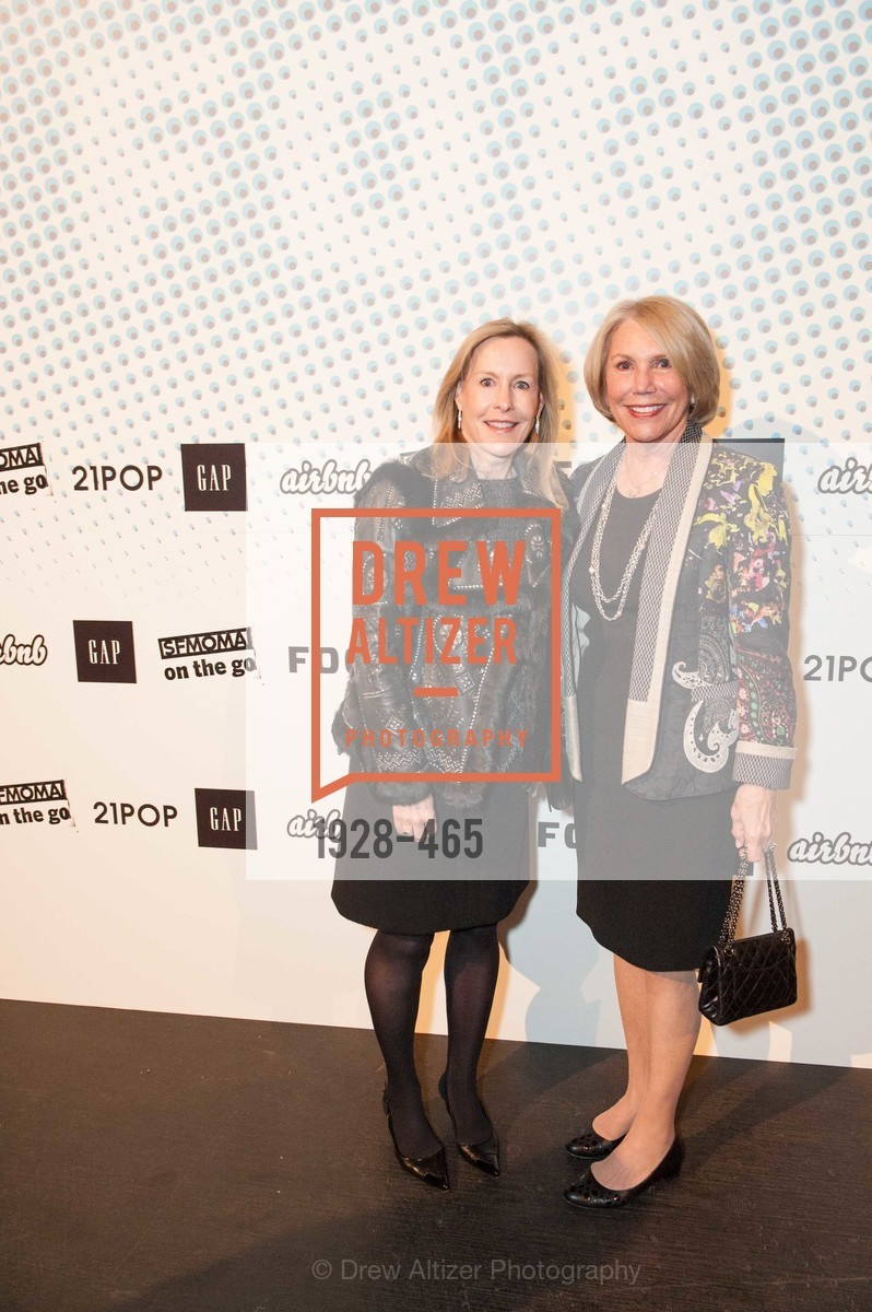 Gaylynn Blanding, Patty Fitzpatrick, FOG Design + Art Preview Gala, US. US, January 16th, 2014,Drew Altizer, Drew Altizer Photography, full-service agency, private events, San Francisco photographer, photographer california