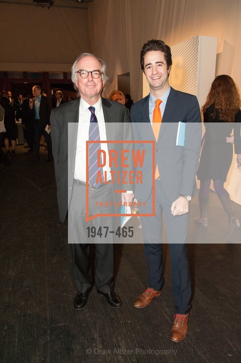 Charles Maffett, Jeremiah Everts, FOG Design + Art Preview Gala, US. US, January 16th, 2014,Drew Altizer, Drew Altizer Photography, full-service agency, private events, San Francisco photographer, photographer california