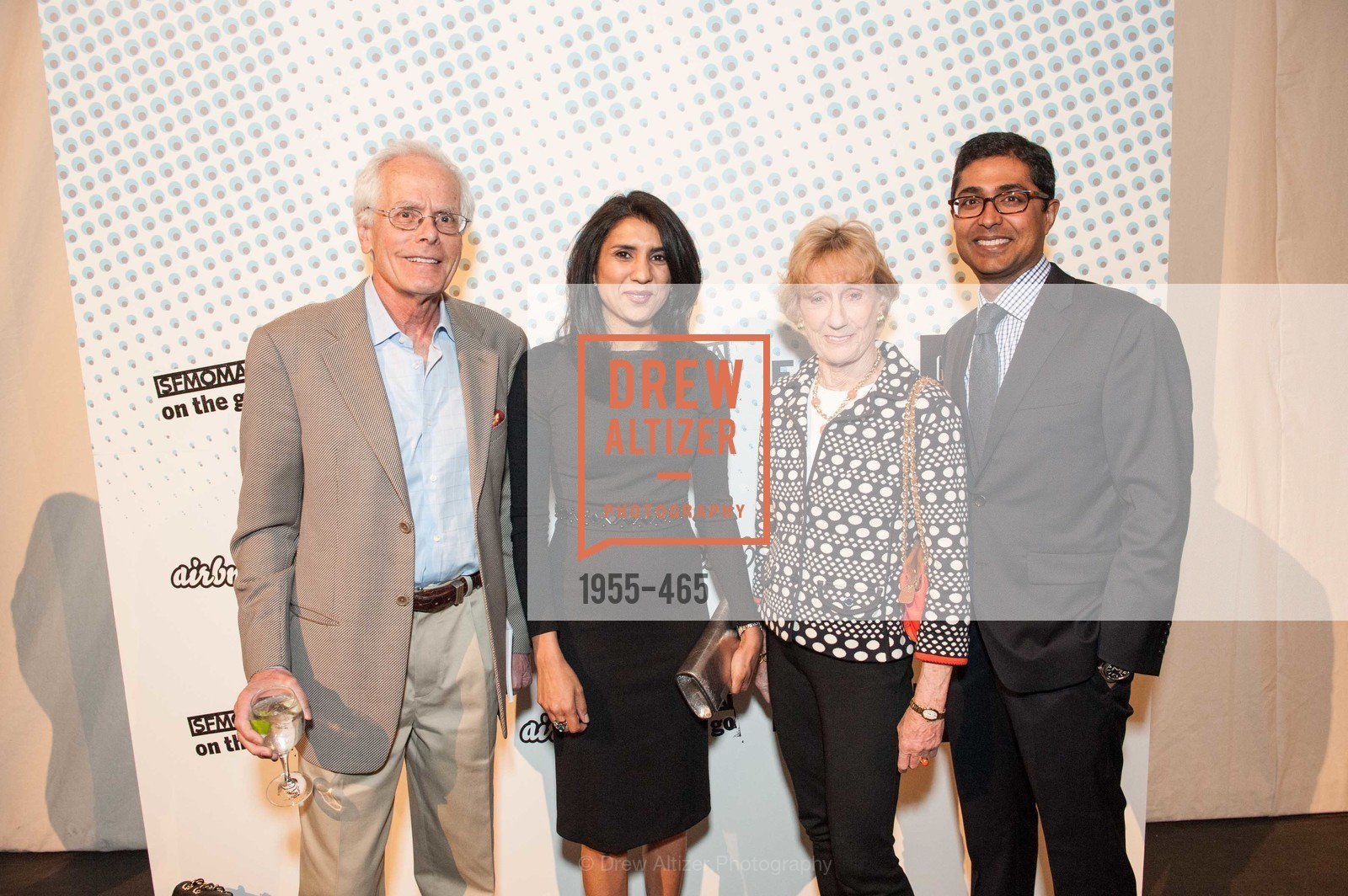 Joachim Bechtle, Alka Agrawal, Nancy Bechtle, Ravin Agrawal, FOG Design + Art Preview Gala, US. US, January 16th, 2014,Drew Altizer, Drew Altizer Photography, full-service agency, private events, San Francisco photographer, photographer california