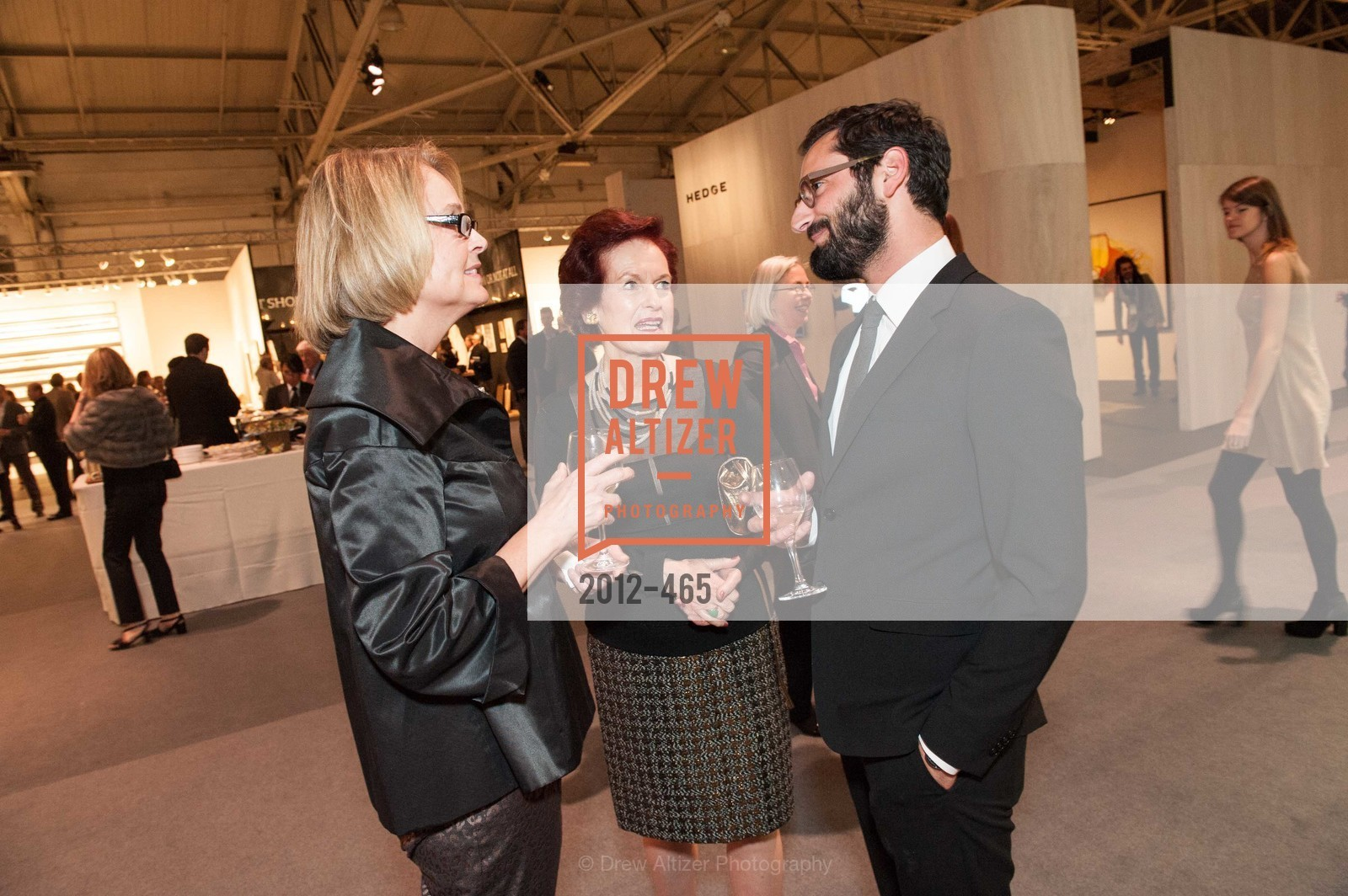 Helen Hilton Raiser, Joseph Becker, FOG Design + Art Preview Gala, US. US, January 16th, 2014,Drew Altizer, Drew Altizer Photography, full-service agency, private events, San Francisco photographer, photographer california