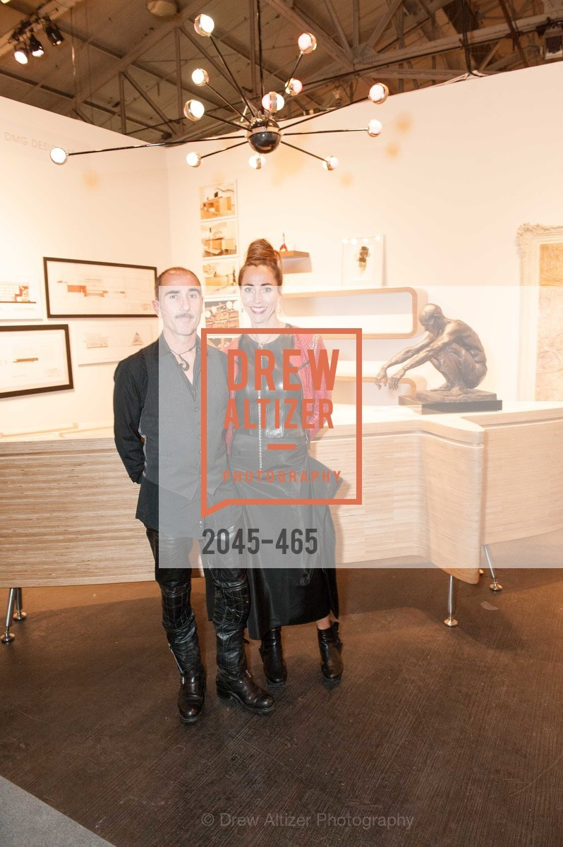 Maxime Tenauzeau, Nicola Hinds, James Stewart, Genevieve Molat, FOG Design + Art Preview Gala, US. US, January 16th, 2014,Drew Altizer, Drew Altizer Photography, full-service agency, private events, San Francisco photographer, photographer california