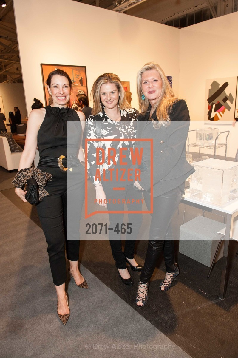 Shannon Bavarro, Anna Weinberg, Shirley Robinson, FOG Design + Art Preview Gala, US. US, January 16th, 2014,Drew Altizer, Drew Altizer Photography, full-service agency, private events, San Francisco photographer, photographer california