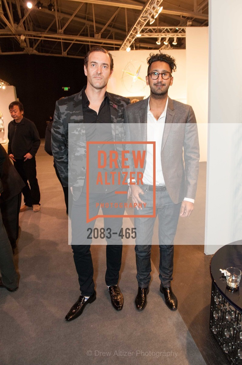 Steve Waterhouse, Raj Parmar, FOG Design + Art Preview Gala, US. US, January 16th, 2014,Drew Altizer, Drew Altizer Photography, full-service agency, private events, San Francisco photographer, photographer california
