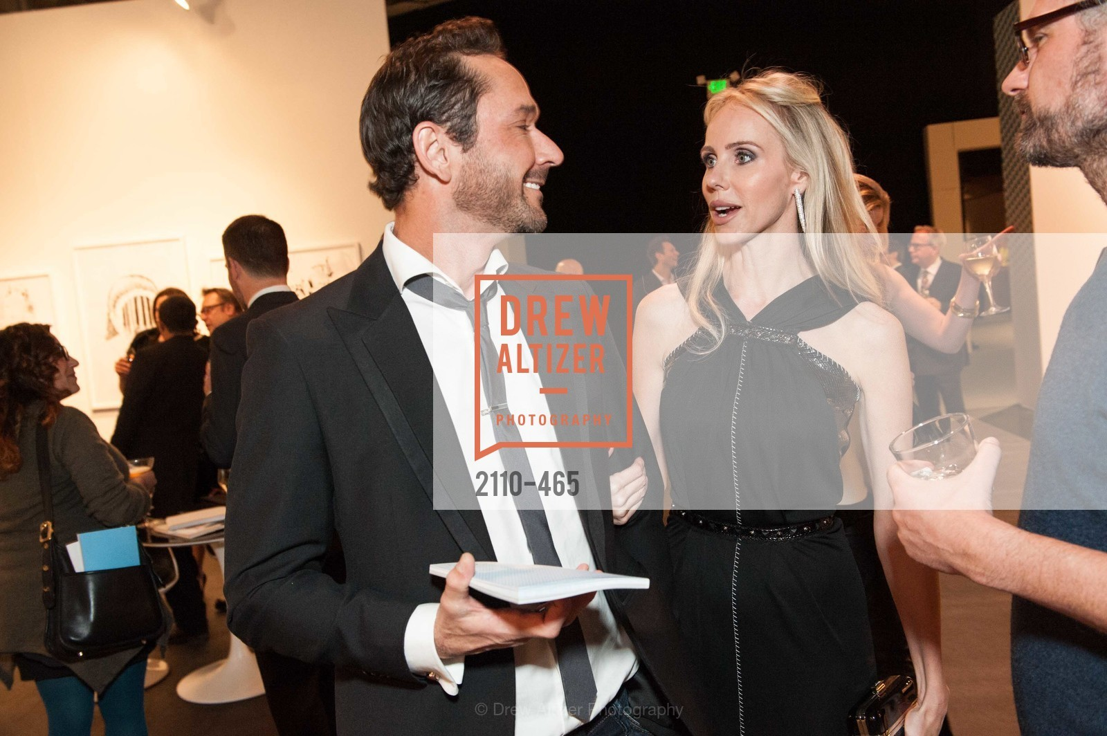 Damian Smith, Vanessa Getty, FOG Design + Art Preview Gala, US. US, January 16th, 2014,Drew Altizer, Drew Altizer Photography, full-service agency, private events, San Francisco photographer, photographer california