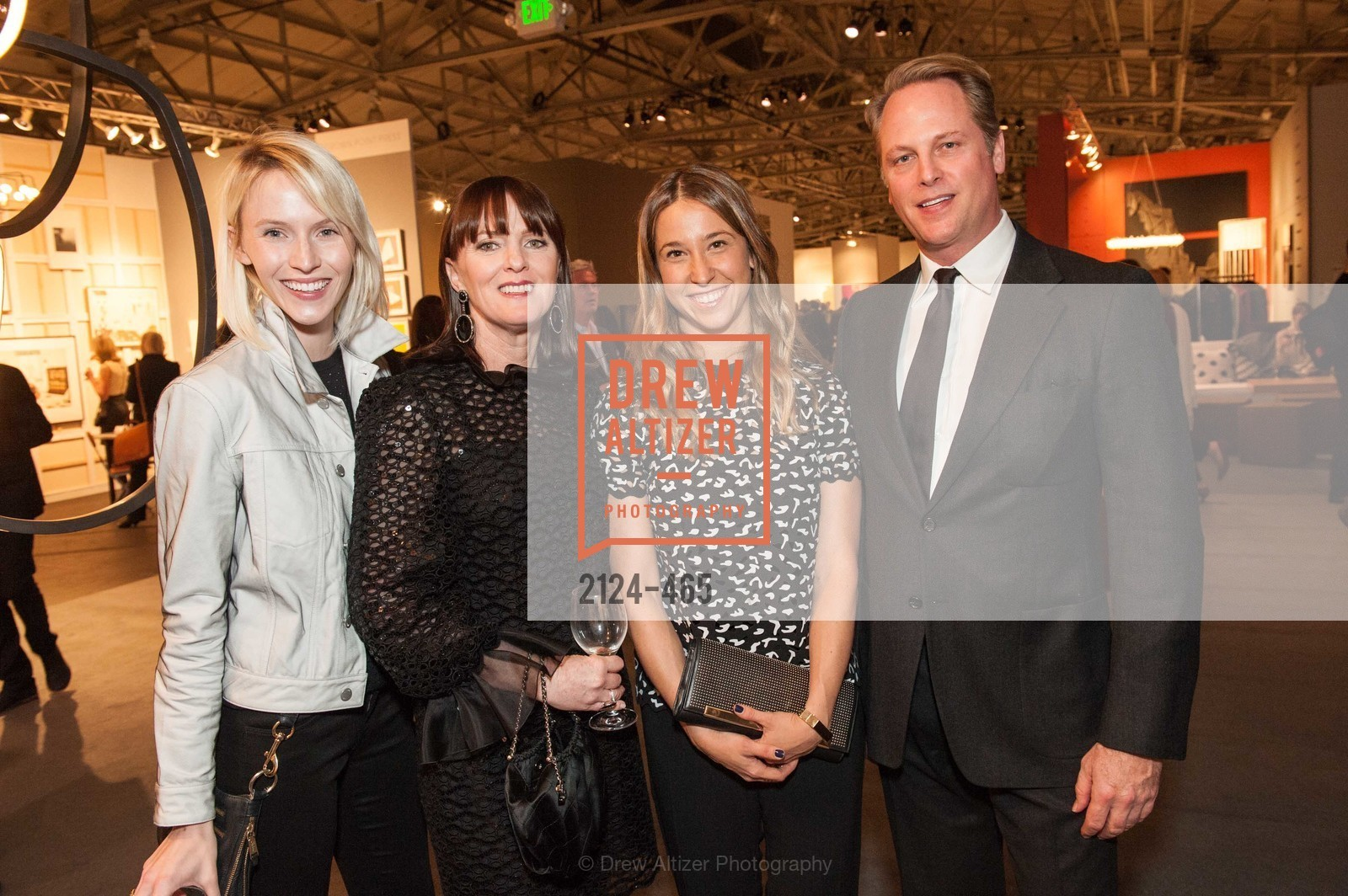 Stephanie Bolger, Allison Speer, Meredith Darrow, Todd Merrill, FOG Design + Art Preview Gala, US. US, January 16th, 2014,Drew Altizer, Drew Altizer Photography, full-service agency, private events, San Francisco photographer, photographer california