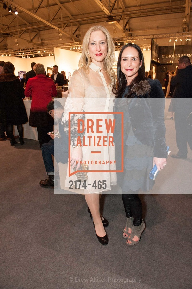 Joni Binder, Courtney Dellaire, FOG Design + Art Preview Gala, US. US, January 16th, 2014