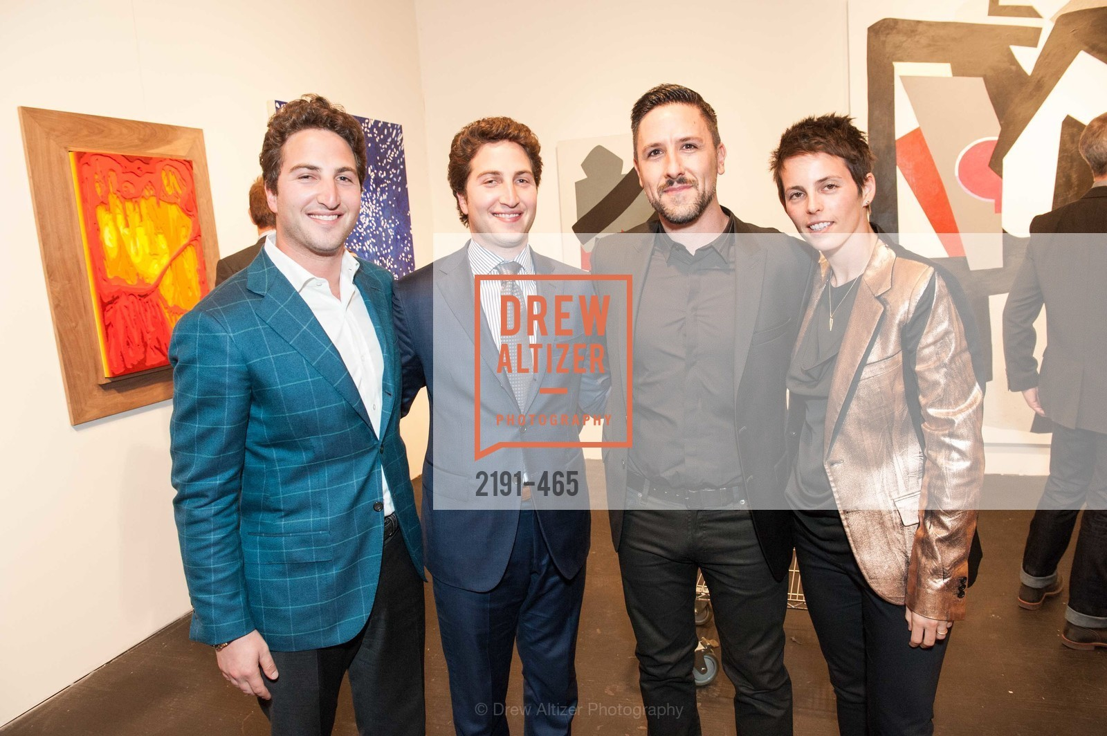 Matthew Goldman, Jason Goldman, Jessica Silverman, FOG Design + Art Preview Gala, US. US, January 16th, 2014,Drew Altizer, Drew Altizer Photography, full-service agency, private events, San Francisco photographer, photographer california