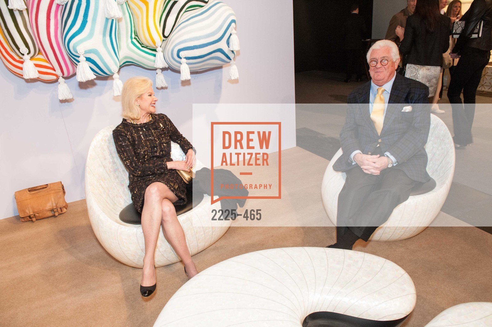 Dede Wilsey, Bob Hill, FOG Design + Art Preview Gala, US. US, January 16th, 2014,Drew Altizer, Drew Altizer Photography, full-service agency, private events, San Francisco photographer, photographer california