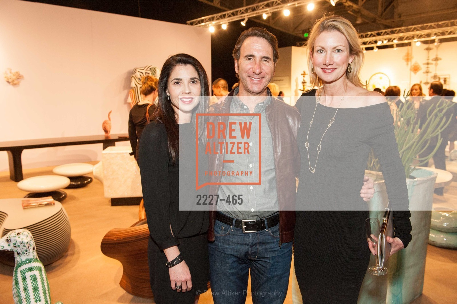 Candace Cavanaugh, Mario Roghiero, Shirley Parks, FOG Design + Art Preview Gala, US. US, January 16th, 2014,Drew Altizer, Drew Altizer Photography, full-service agency, private events, San Francisco photographer, photographer california