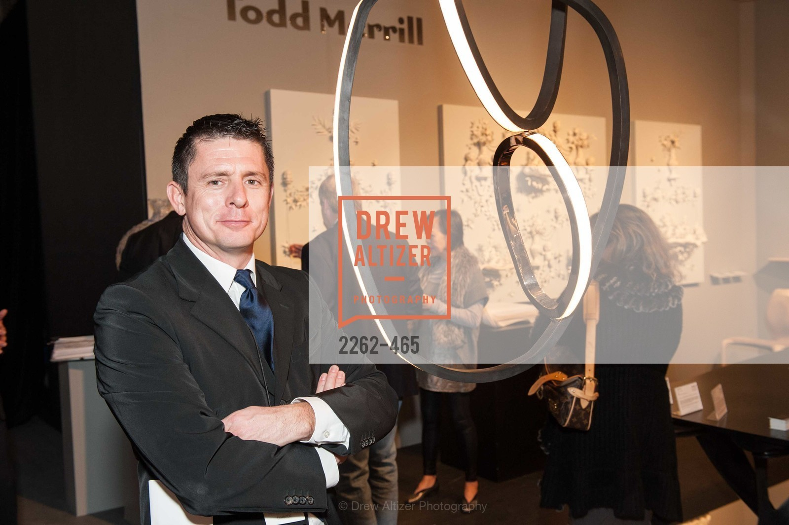 Tim Albers, FOG Design + Art Preview Gala, US. US, January 16th, 2014,Drew Altizer, Drew Altizer Photography, full-service agency, private events, San Francisco photographer, photographer california