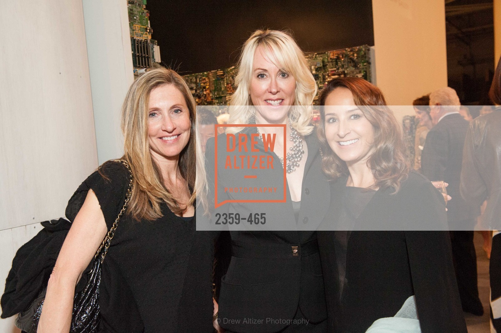Jane Siegel, Laura Sweeney, Jean Mangan, FOG Design + Art Preview Gala, US. US, January 16th, 2014,Drew Altizer, Drew Altizer Photography, full-service agency, private events, San Francisco photographer, photographer california