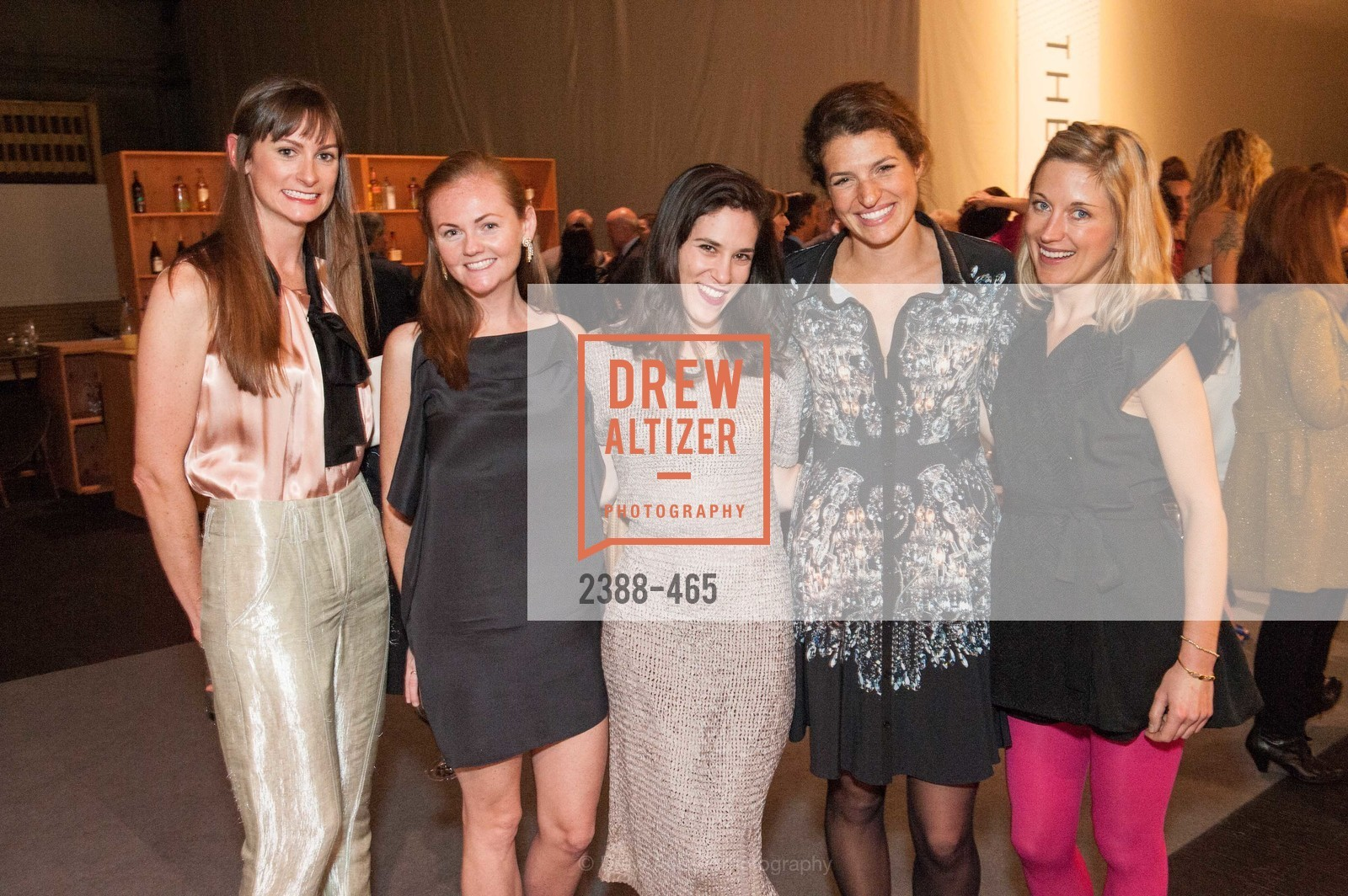 Evie Howell, Katie Spalding, Tessa Perliss, Lexie Fisher, FOG Design + Art Preview Gala, US. US, January 16th, 2014,Drew Altizer, Drew Altizer Photography, full-service event agency, private events, San Francisco photographer, photographer California