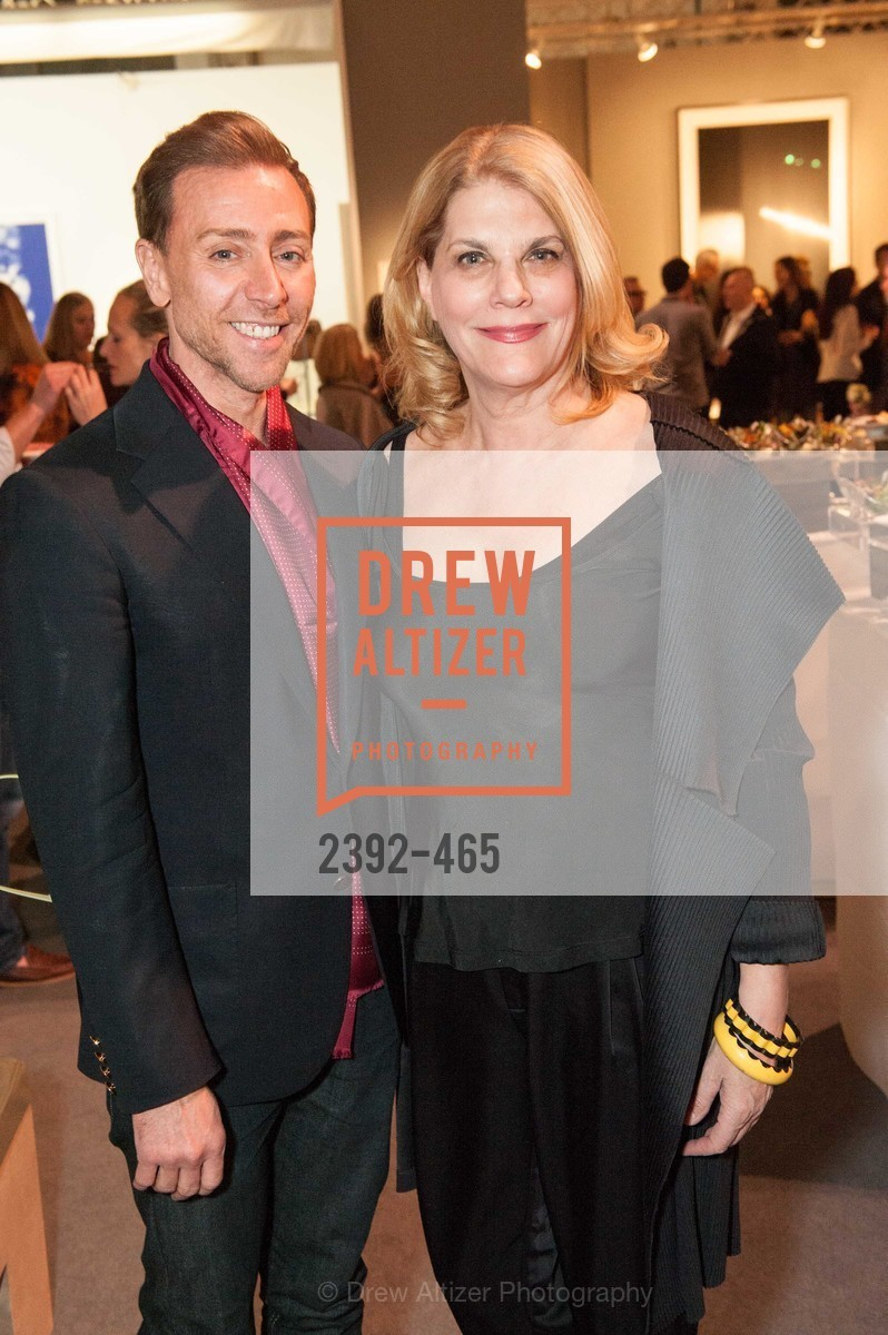 Mark Rhoades, Linda Gordon, FOG Design + Art Preview Gala, US. US, January 16th, 2014,Drew Altizer, Drew Altizer Photography, full-service agency, private events, San Francisco photographer, photographer california