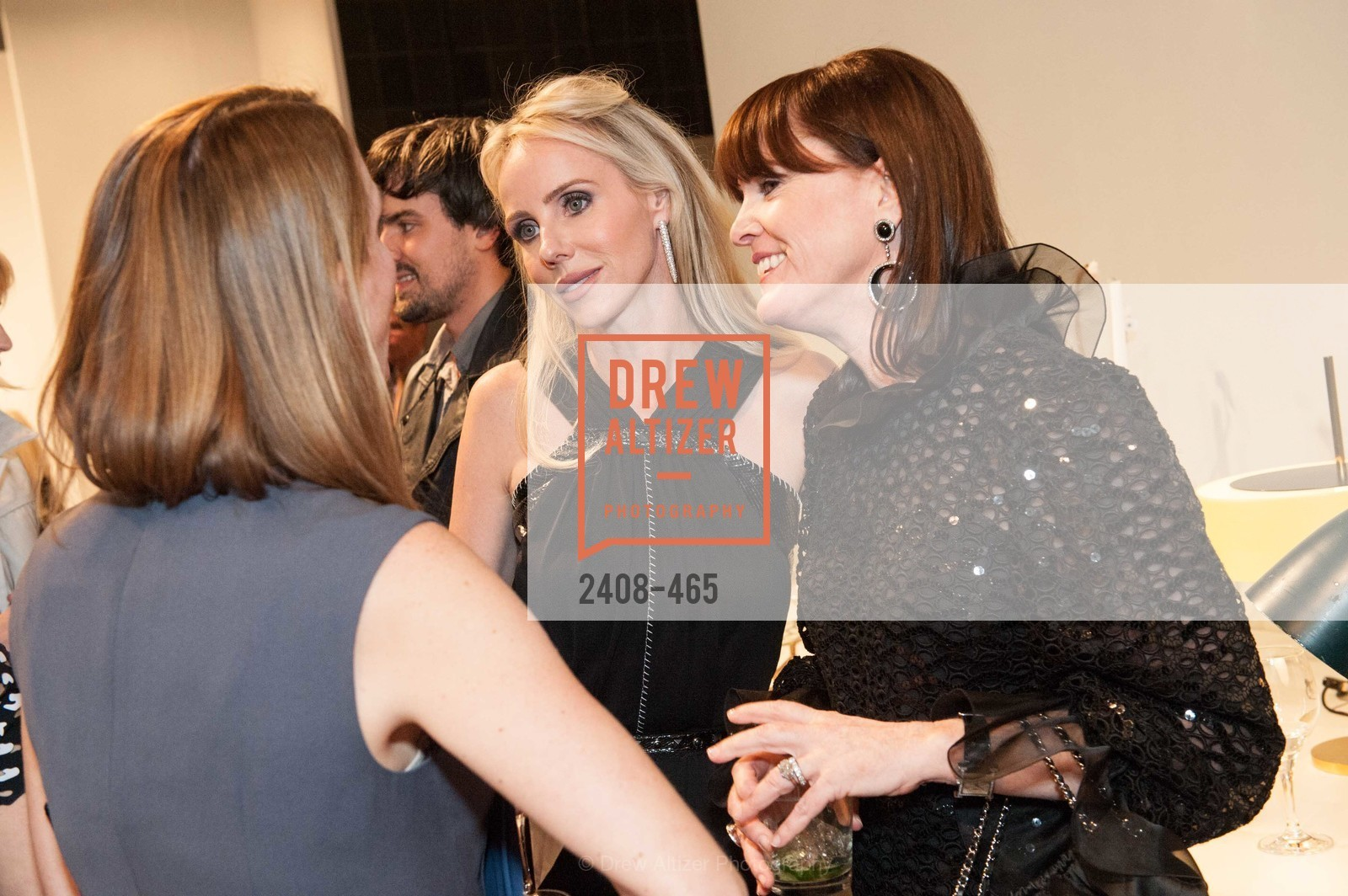 Emily Martin, Vanessa Getty, Allison Speer, FOG Design + Art Preview Gala, US. US, January 16th, 2014,Drew Altizer, Drew Altizer Photography, full-service agency, private events, San Francisco photographer, photographer california