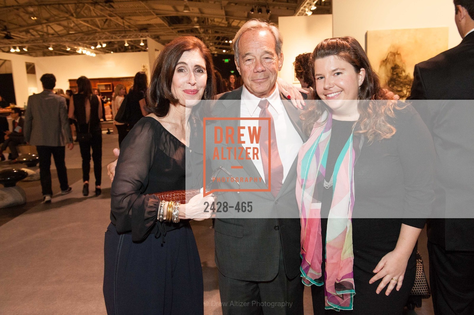 Eileen Michael, John Sanger, FOG Design + Art Preview Gala, US. US, January 16th, 2014,Drew Altizer, Drew Altizer Photography, full-service agency, private events, San Francisco photographer, photographer california