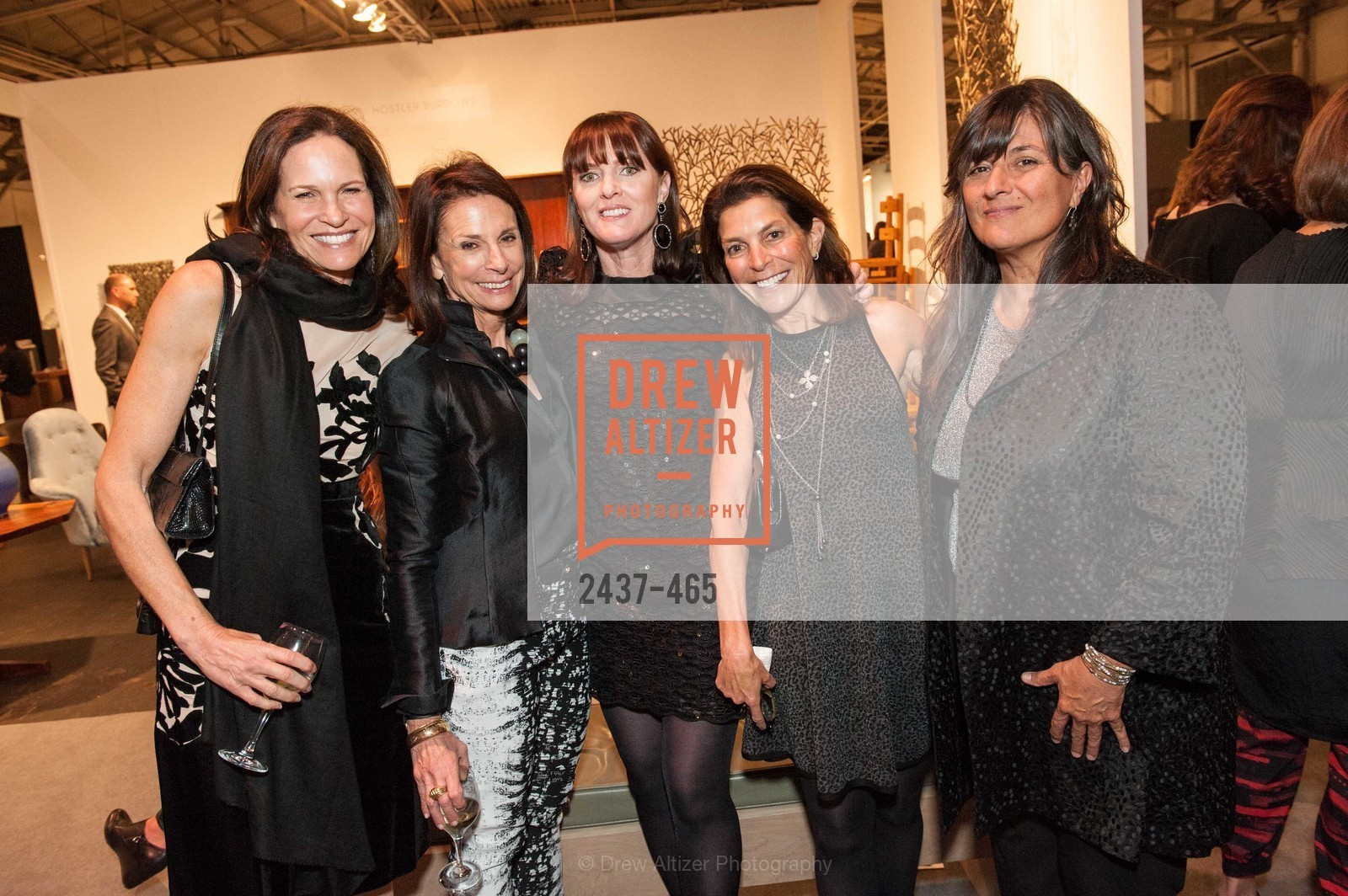 Randi Fisher, Linda Howell, Allison Speer, Susan Swig, FOG Design + Art Preview Gala, US. US, January 16th, 2014,Drew Altizer, Drew Altizer Photography, full-service agency, private events, San Francisco photographer, photographer california