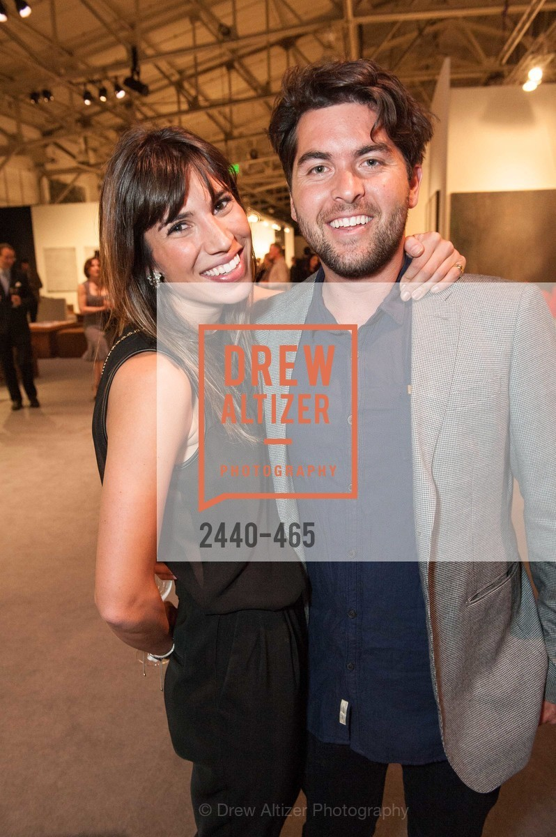 Gigi Dalla Gasperina, Harrison Watkins, FOG Design + Art Preview Gala, US. US, January 16th, 2014,Drew Altizer, Drew Altizer Photography, full-service agency, private events, San Francisco photographer, photographer california