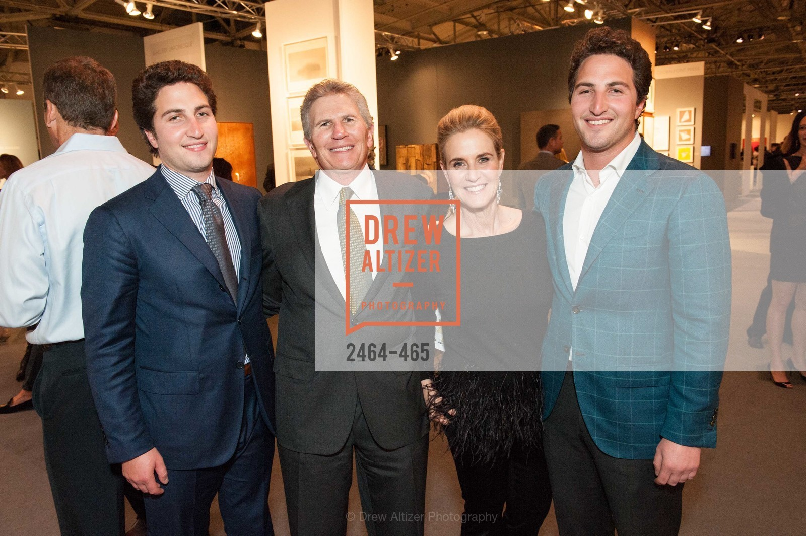 Jason Goldman, Doug Goldman, Lisa Goldman, Matthew Goldman, FOG Design + Art Preview Gala, US. US, January 16th, 2014,Drew Altizer, Drew Altizer Photography, full-service agency, private events, San Francisco photographer, photographer california