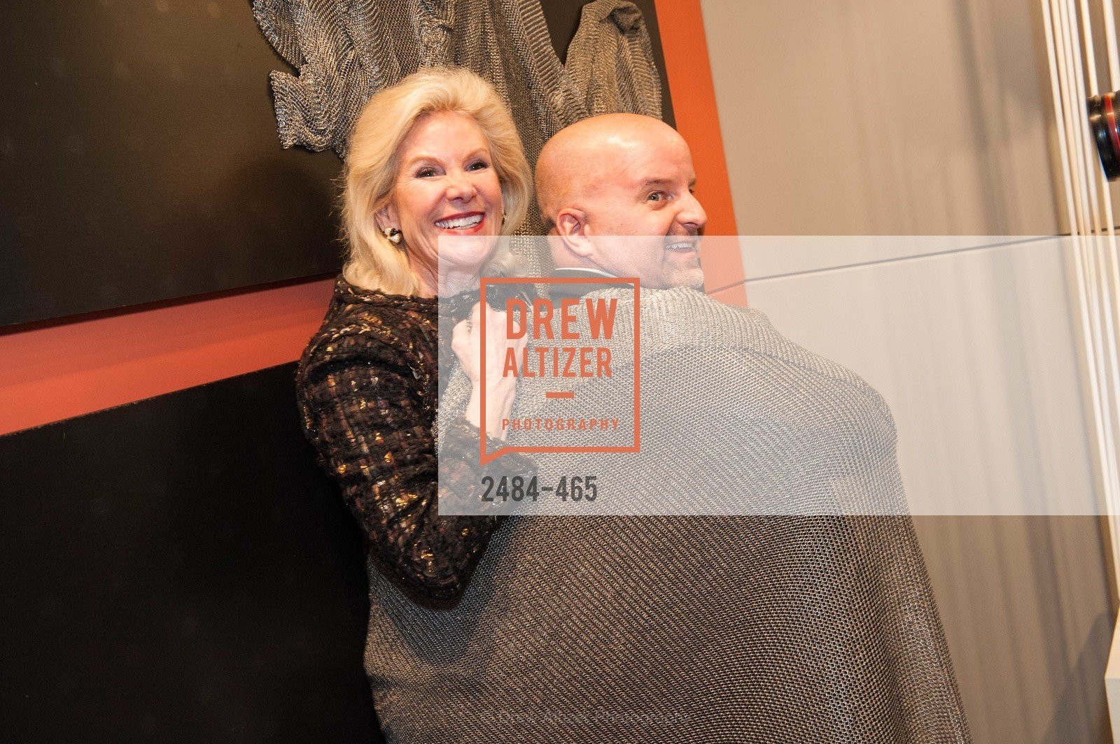 Dede Wilsey, David Nash, FOG Design + Art Preview Gala, US. US, January 16th, 2014,Drew Altizer, Drew Altizer Photography, full-service agency, private events, San Francisco photographer, photographer california
