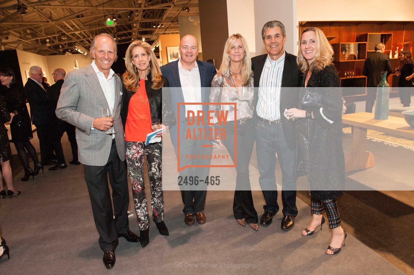 Joe Felson, Sherry Felson, Chris Watson, Camilla Soghikian, Shahan Soghikian, Maria Watson, FOG Design + Art Preview Gala, US. US, January 16th, 2014,Drew Altizer, Drew Altizer Photography, full-service agency, private events, San Francisco photographer, photographer california