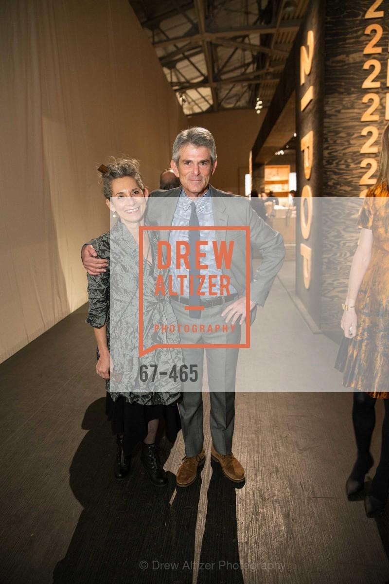 Frish Brandt, Jeffrey Fraenkel, FOG Design + Art Preview Gala, US. US, January 16th, 2014,Drew Altizer, Drew Altizer Photography, full-service agency, private events, San Francisco photographer, photographer california