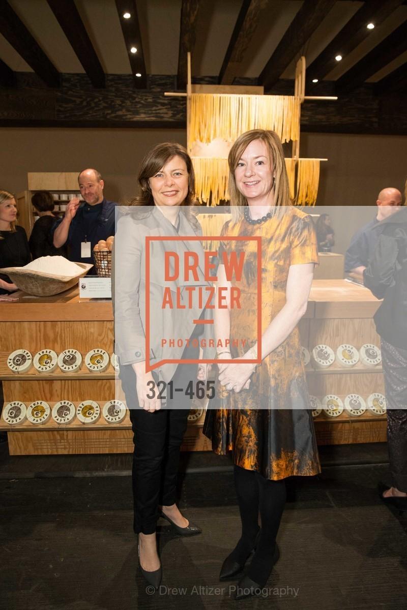 Lindsay Tusk, Katie Schwab Paige, FOG Design + Art Preview Gala, US. US, January 16th, 2014