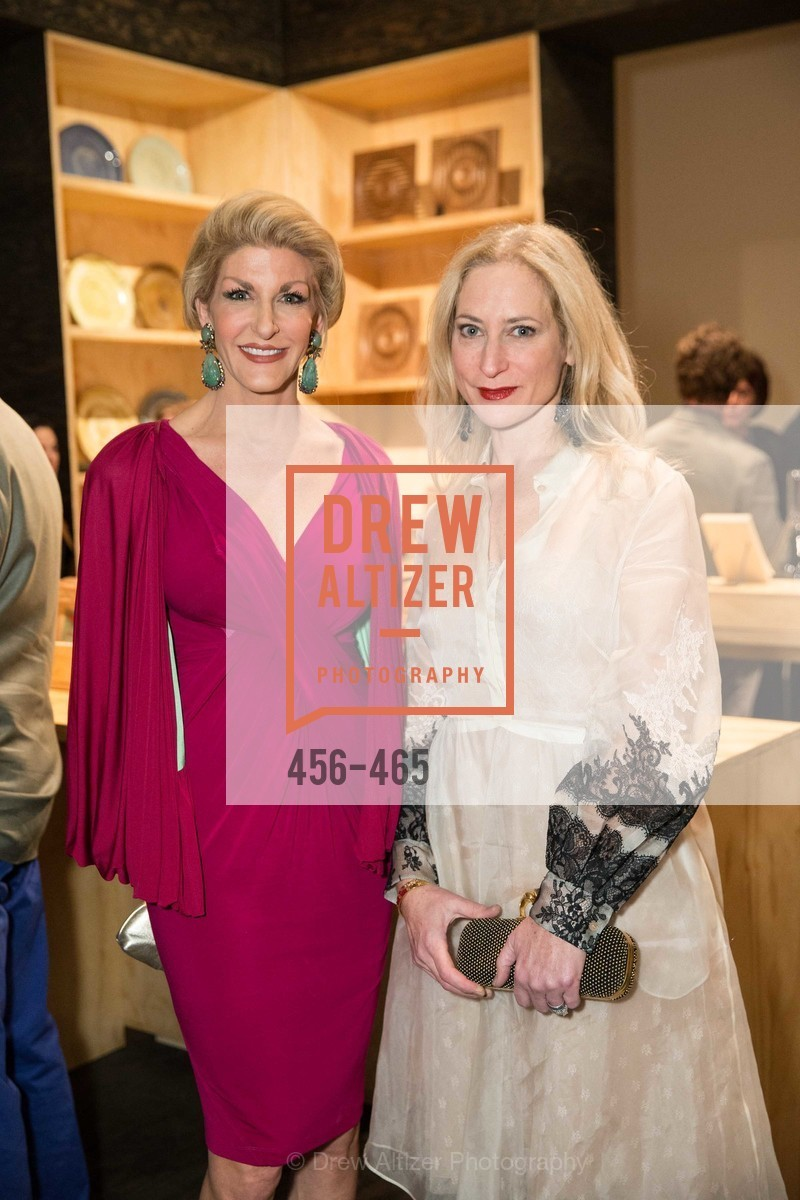 Karen Caldwell, Joni Binder, FOG Design + Art Preview Gala, US. US, January 16th, 2014