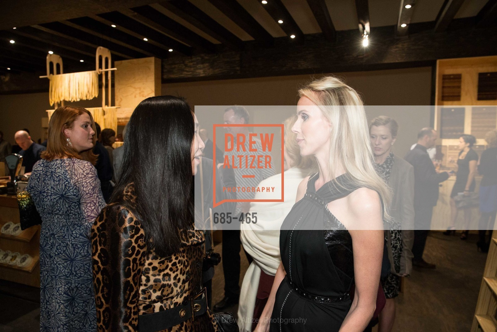Carolyn Chang, Vanessa Getty, FOG Design + Art Preview Gala, US. US, January 16th, 2014,Drew Altizer, Drew Altizer Photography, full-service agency, private events, San Francisco photographer, photographer california