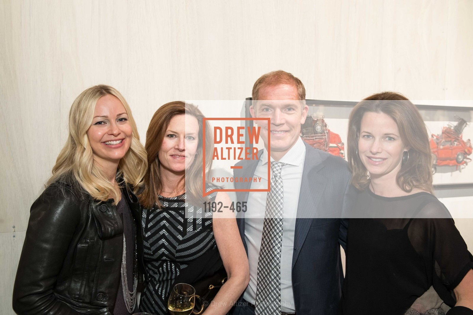 Carrie Gretsch, Brett Lilienthal, Greg Gretsch, Lindsay Bolton, FOG Design + Art Preview Gala, US. US, January 16th, 2014,Drew Altizer, Drew Altizer Photography, full-service agency, private events, San Francisco photographer, photographer california