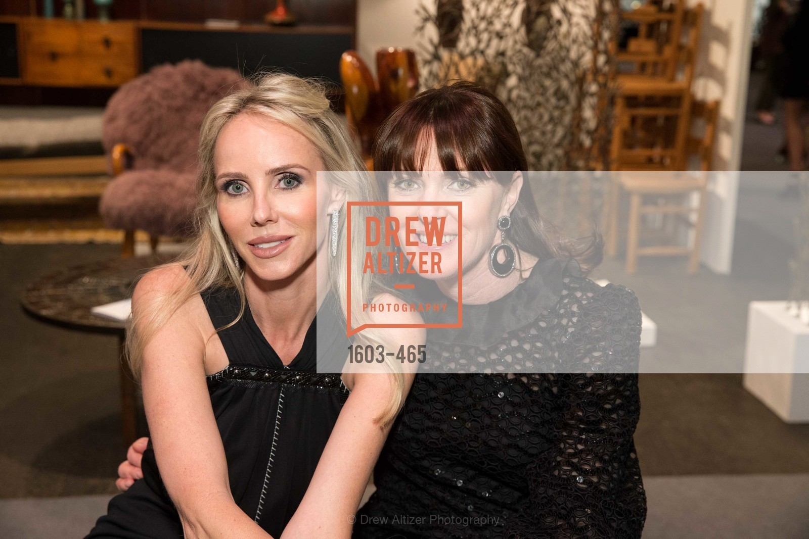 Vanessa Getty, Allison Speer, FOG Design + Art Preview Gala, US. US, January 16th, 2014,Drew Altizer, Drew Altizer Photography, full-service agency, private events, San Francisco photographer, photographer california