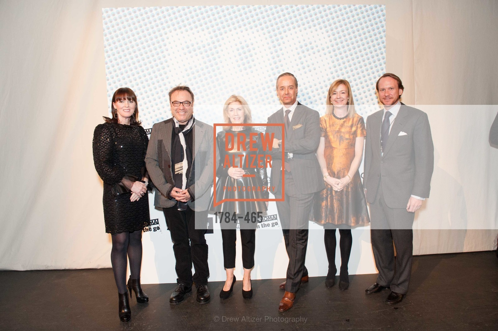 Allison Speer, Stanlee Gatti, Cathy Topham, Douglas Durkin, Katie Schwab Paige, Roth Martin, FOG Design + Art Preview Gala, US. US, January 16th, 2014,Drew Altizer, Drew Altizer Photography, full-service agency, private events, San Francisco photographer, photographer california