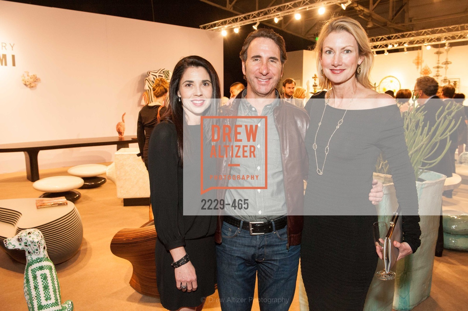 Candace Cavanaugh, Mario Roghiero, Shirley Parks, FOG Design + Art Preview Gala, US. US, January 16th, 2014,Drew Altizer, Drew Altizer Photography, full-service event agency, private events, San Francisco photographer, photographer California