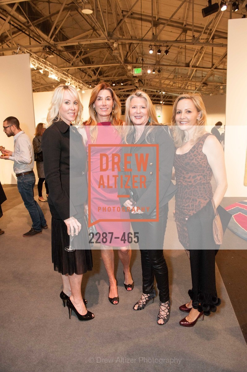 Laura Sweeney, Susan Dunlevy, Shirley Robinson, Denise Ivory, FOG Design + Art Preview Gala, US. US, January 16th, 2014,Drew Altizer, Drew Altizer Photography, full-service agency, private events, San Francisco photographer, photographer california