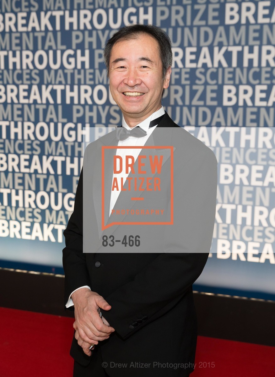 Takaaki Kajita, THE BREAKTHROUGH PRIZE Hosted By Seth MacFarlane, Ames Research Center. Naval Air Station, Moffett Field, November 8th, 2015,Drew Altizer, Drew Altizer Photography, full-service event agency, private events, San Francisco photographer, photographer California