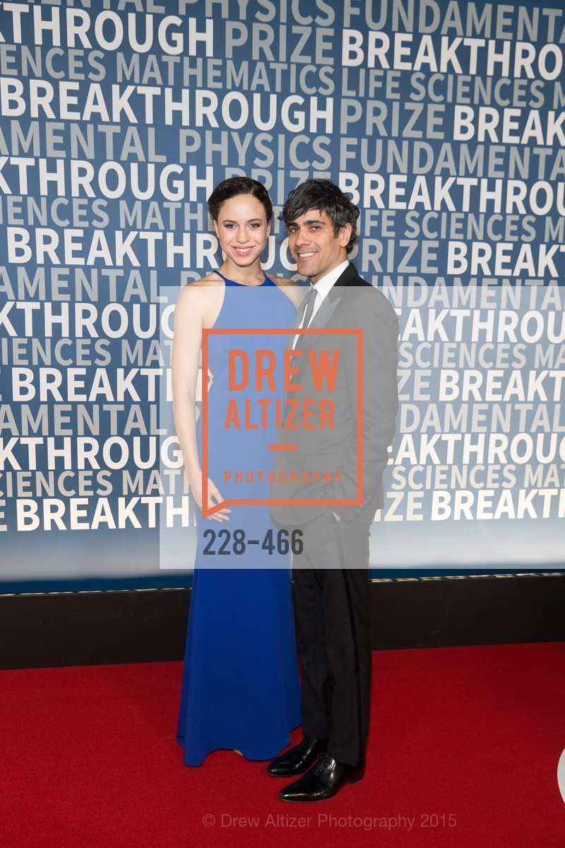 Kelcey Morton, Jeremy Stoppelman, THE BREAKTHROUGH PRIZE Hosted By Seth MacFarlane, Ames Research Center. Naval Air Station, Moffett Field, November 8th, 2015