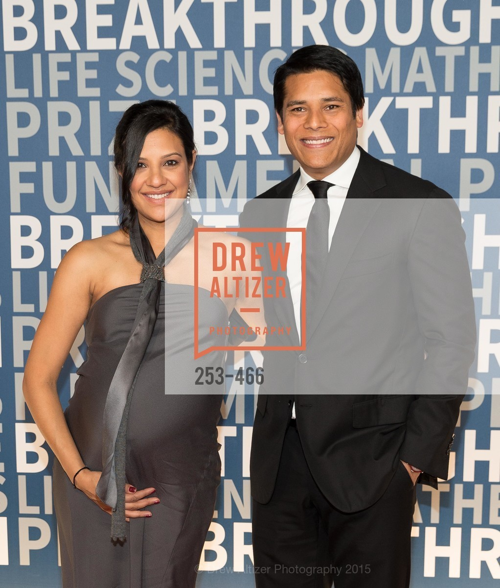 Megha Tolia, Nirav Tolia, THE BREAKTHROUGH PRIZE Hosted By Seth MacFarlane, Ames Research Center. Naval Air Station, Moffett Field, November 8th, 2015,Drew Altizer, Drew Altizer Photography, full-service event agency, private events, San Francisco photographer, photographer California