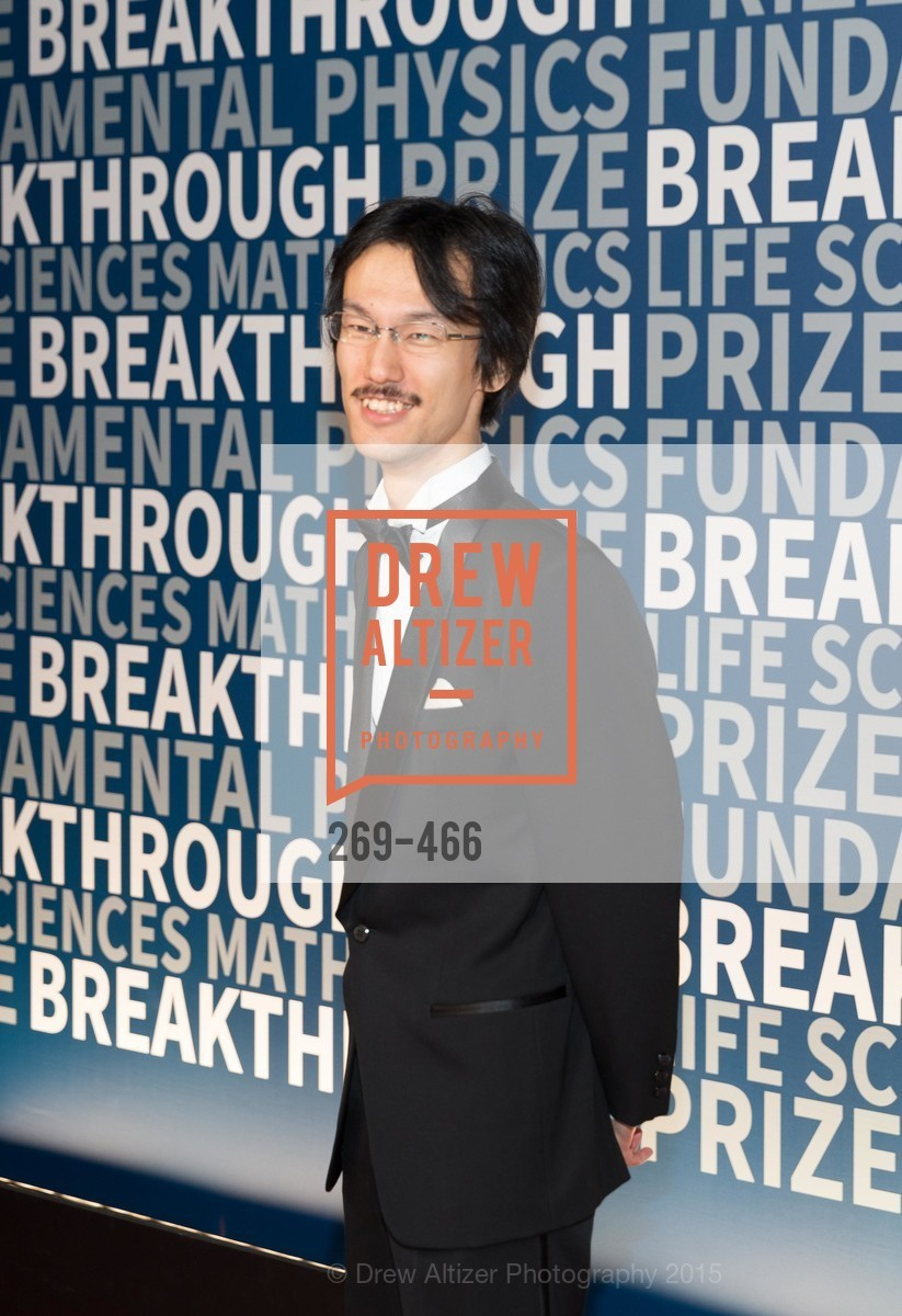 Yuji Tachikawa, THE BREAKTHROUGH PRIZE Hosted By Seth MacFarlane, Ames Research Center. Naval Air Station, Moffett Field, November 8th, 2015,Drew Altizer, Drew Altizer Photography, full-service agency, private events, San Francisco photographer, photographer california