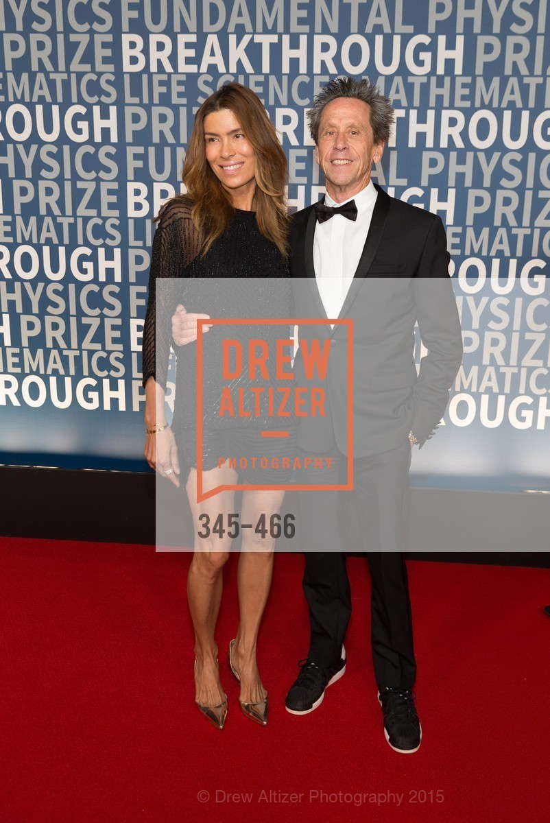 Veronica Smiley, Brian Grazer, THE BREAKTHROUGH PRIZE Hosted By Seth MacFarlane, Ames Research Center. Naval Air Station, Moffett Field, November 8th, 2015,Drew Altizer, Drew Altizer Photography, full-service agency, private events, San Francisco photographer, photographer california
