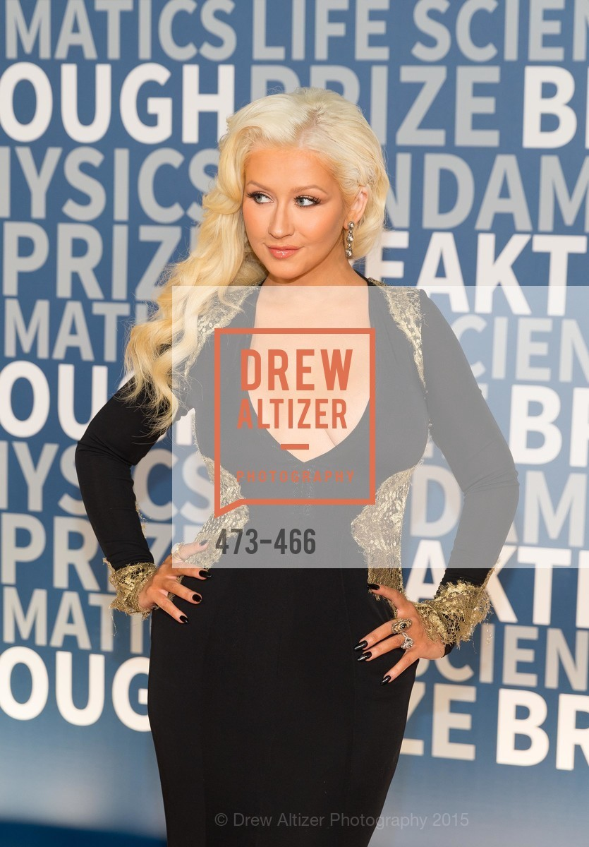 Christina Aguilera, THE BREAKTHROUGH PRIZE Hosted By Seth MacFarlane, Ames Research Center. Naval Air Station, Moffett Field, November 8th, 2015,Drew Altizer, Drew Altizer Photography, full-service event agency, private events, San Francisco photographer, photographer California